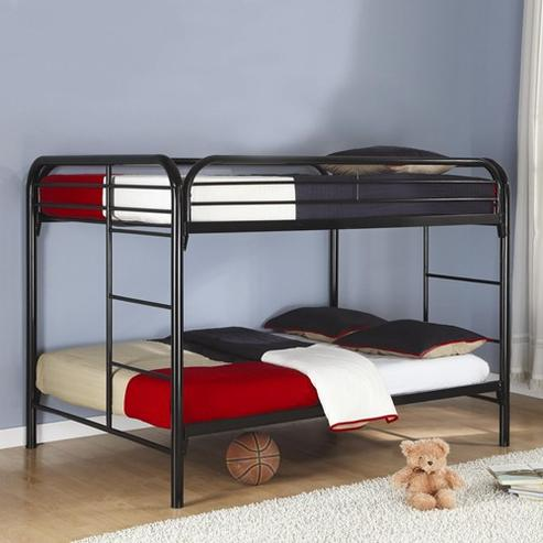 COASTER FULL FULL BUNK BED